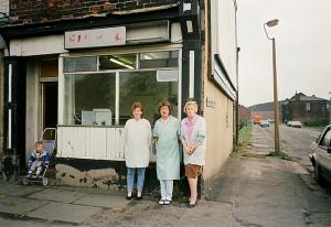 Sheffield, 1988-90 Photograph by John Darwell