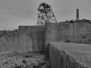Disused Winding Gear, Botallack, Cornwall