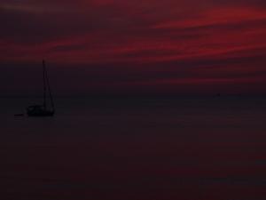 Tyrrhenian Sunset