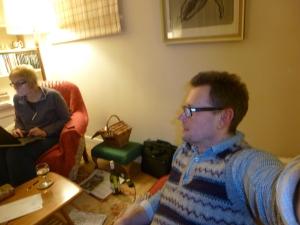 Living Room Selfie