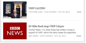 FB and BBC Ukip